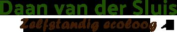 Daan van der Sluis - Zelfstandig ecoloog